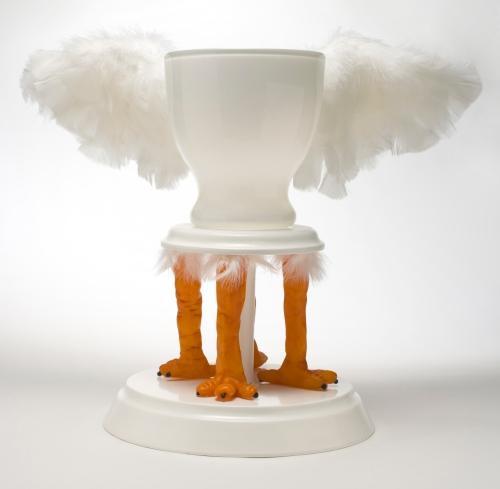 Chicken Legs Trophy